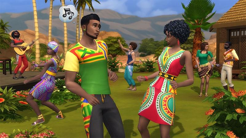 เล่น The Sims 4 ฟรี