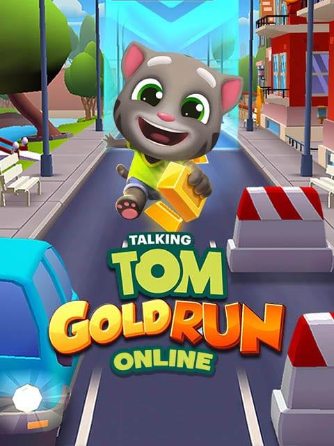 เกมแมววิ่งเก็บทอง