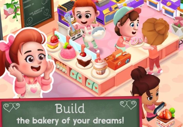 เกมทำอาหาร Bakery Story 2