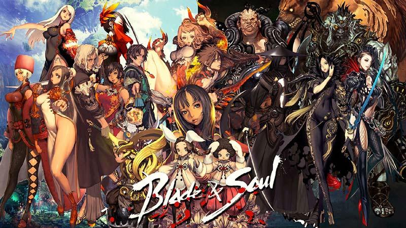 เกม Blade and Soul