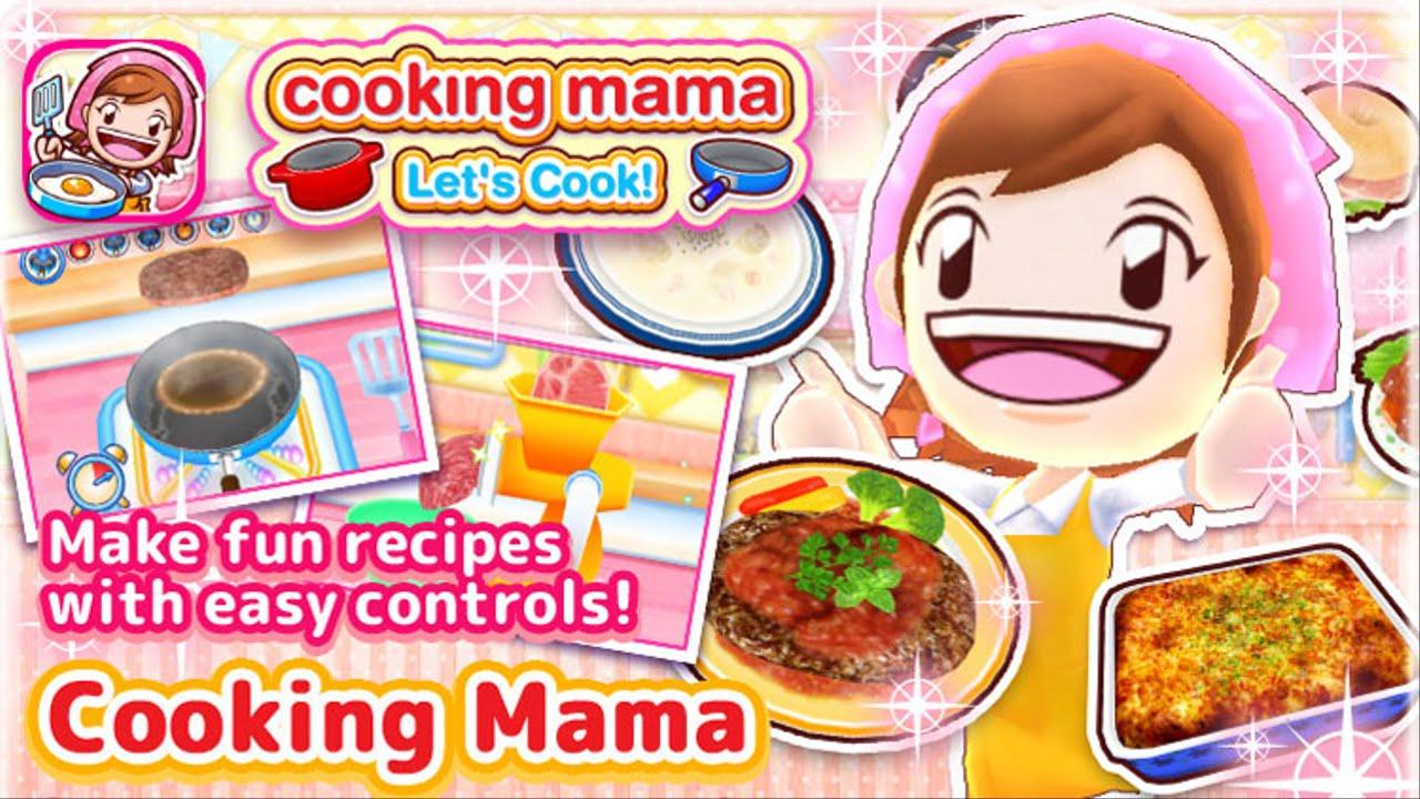 เกมทำอาหาร Cooking Mama