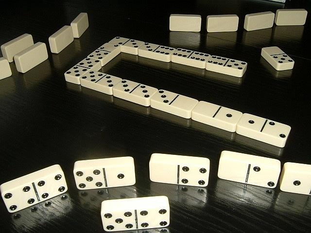เกม Domino