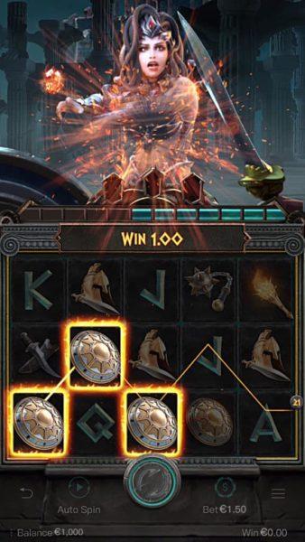 เกมสล็อต Medusa 2
