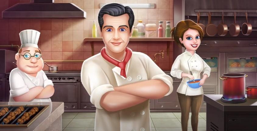 เกมทำอาหาร Star Chef