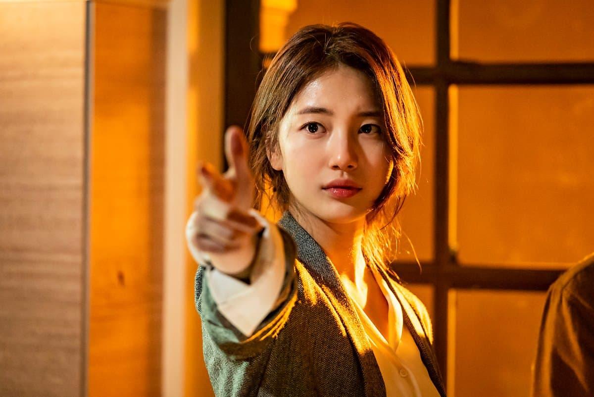 Bae Suzy เรื่อง Vagabond