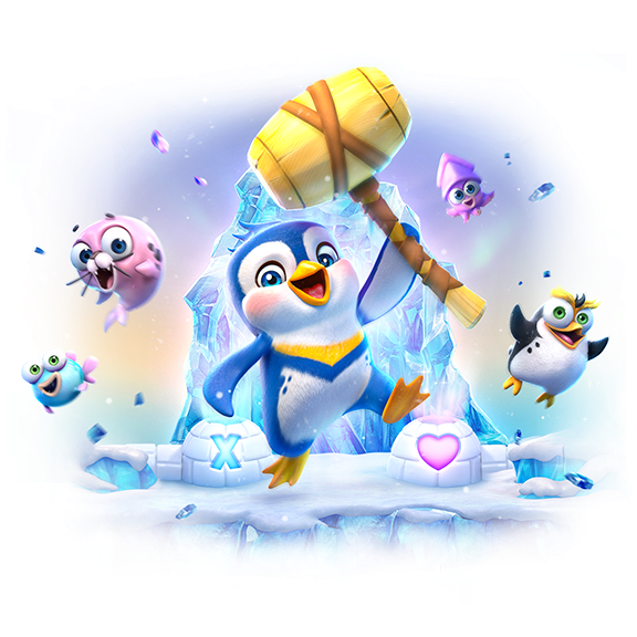 Penguin The Great Icescape