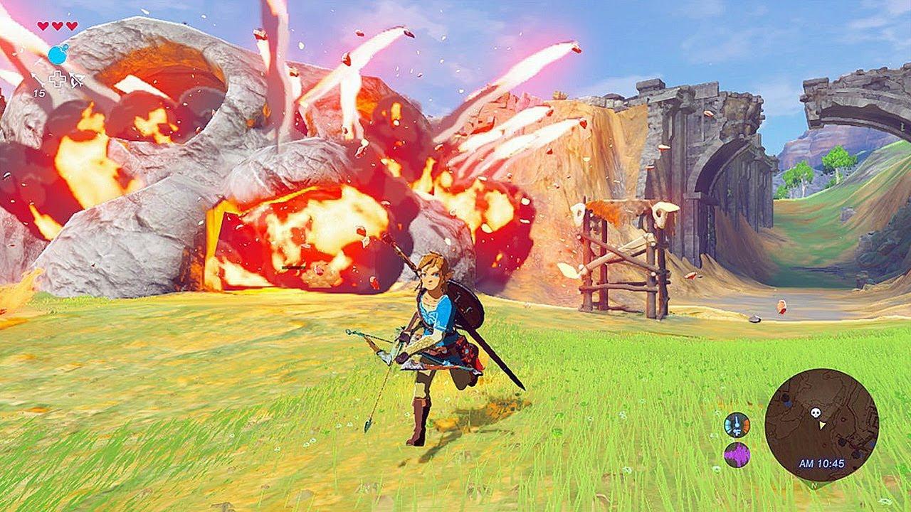 เกมผจญภัย Zelda